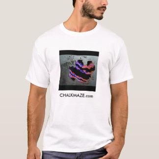 Camiseta Cubierta del álbum de CHALKMAZE, CHALKMAZE.com