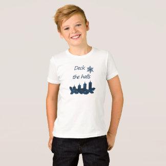 Camiseta Cubierta los pasillos