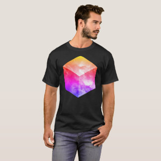 Camiseta Cubo cósmico