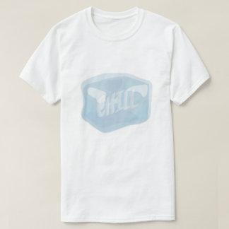 Camiseta Cubo de hielo desapasible
