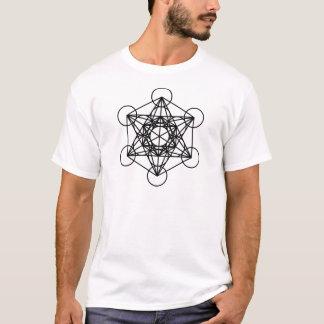 Camiseta Cubo de Metatrons