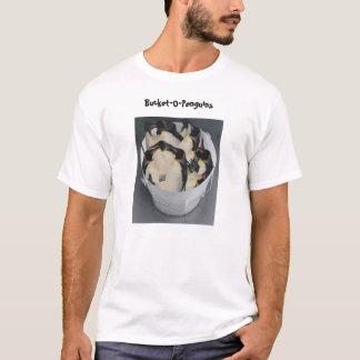 Camiseta Cubo de pingüinos