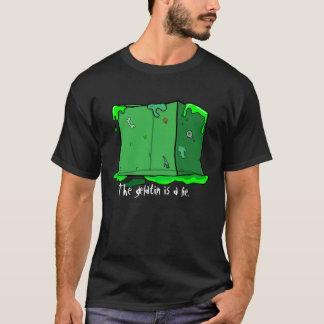 Camiseta Cubo gelatinoso
