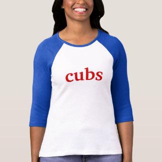 Camiseta Cubs