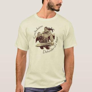 Camiseta Cuchulainn - defensor de Ulster