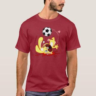 Camiseta Cuddles_Kickin él