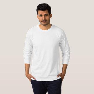 Camiseta Cuello Crew Grande Para Hombres Personalizable