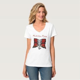 Camiseta Cuello de pico