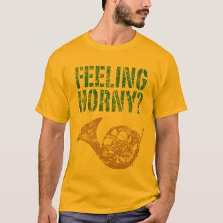 Camiseta Cuerno