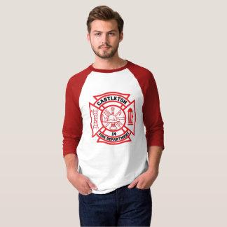 Camiseta Cuerpo de bomberos voluntario del VT de Castleton