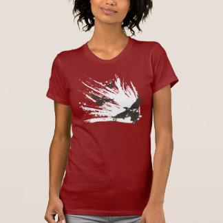 Camiseta Cuervos