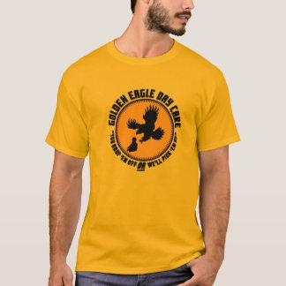 Camiseta Cuidado de día de Eagle de oro