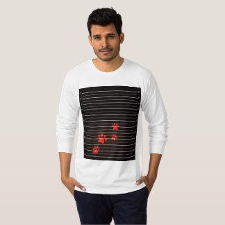Camiseta culpable de los gatos