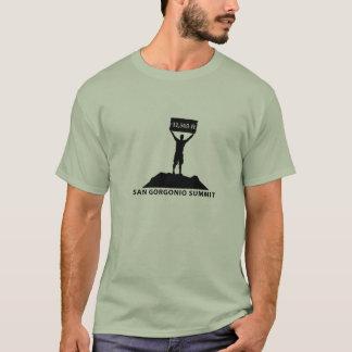 Camiseta Cumbre de San Gorgonio