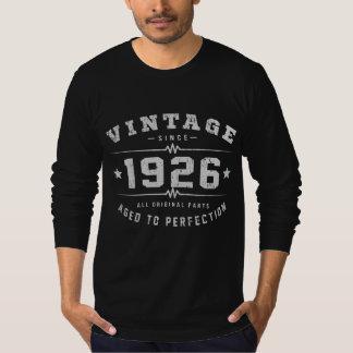 Camiseta Cumpleaños del vintage 1926