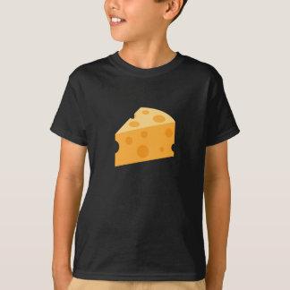 Camiseta Cuña Emoji del queso