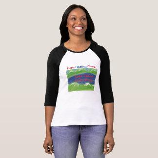 Camiseta curativa de Chrstian el lago Tahoe de la