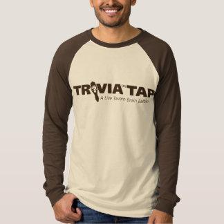 Camiseta Curiosidades en la manga larga del golpecito --