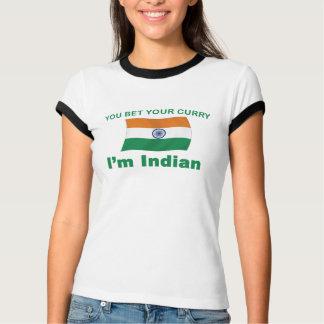 Camiseta Curry indio