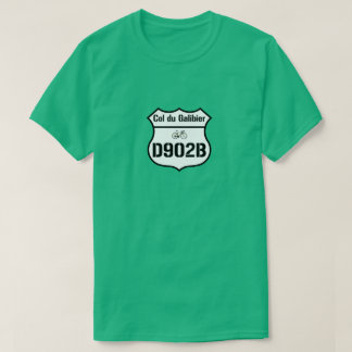 Camiseta D902B: Col du Galibier