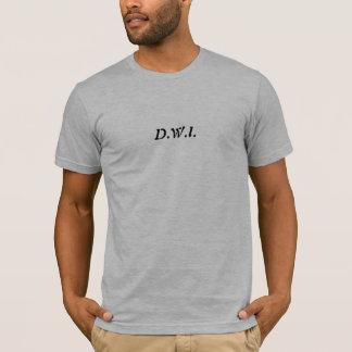 Camiseta D.W.I - St. Maarten 2009 - modificado para