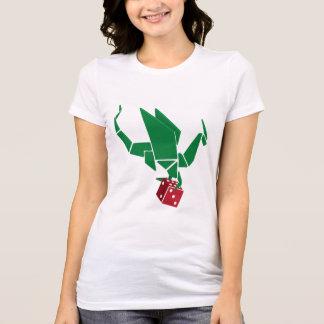 Camiseta Dados del dragón