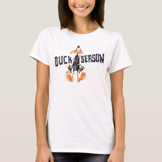 """Camiseta DAFFY desintegrado DUCK™ """"estación del pato """""""