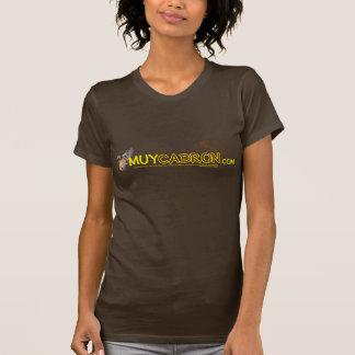 camiseta dama oficial muycabron.com