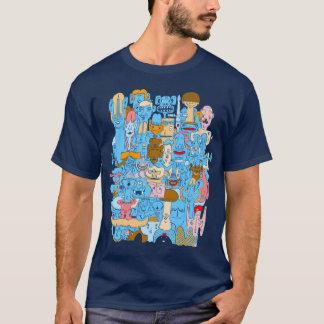Camiseta Damas y caballeros