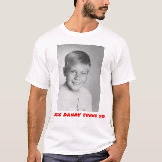 Camiseta Dan da vuelta a 50 B y W