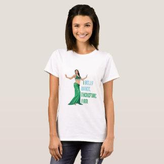 Camiseta Danza de Belly de Muhibbah