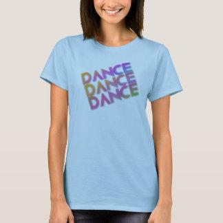 Camiseta Danza de la danza de la danza