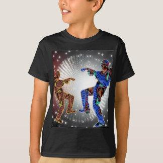Camiseta DANZA de la luna del ZOMBI de la colección de