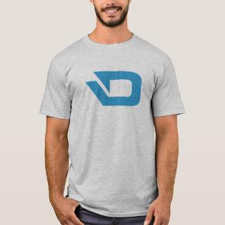 Camiseta DarkCoin T de los hombres