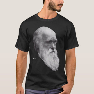 Camiseta darwin, Darwin