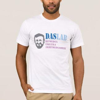 Camiseta DAS-Laboratorio