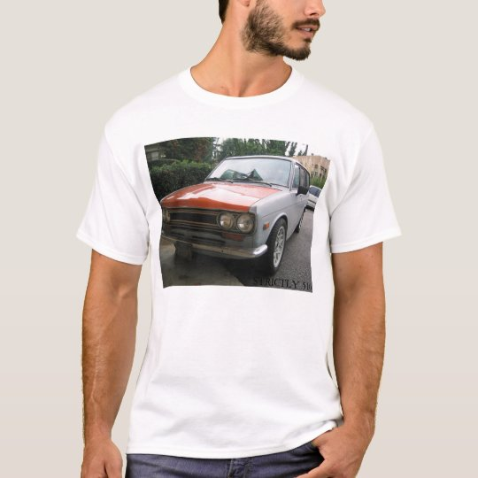 Camiseta datsun 510