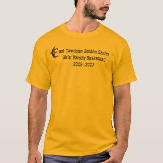 Camiseta Davidson del este Eagles de oro G…