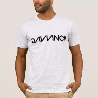 Camiseta Davvincii