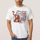 Camiseta Davy Crockett Tejas