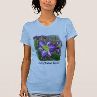 Camiseta Daylily 'Michael Bennett