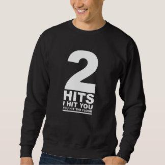 Camiseta de 2 golpes
