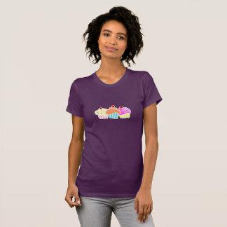 Camiseta de 3 magdalenas