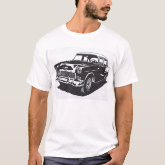 Camiseta de 55 Chevy