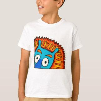 Camiseta de 5 niños del granjero del pijama alta