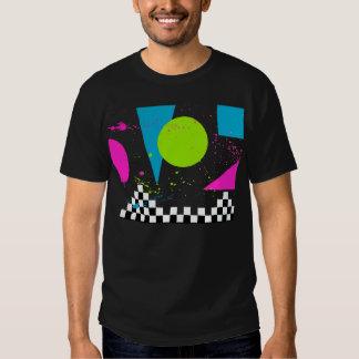 camiseta de 80s Splatterpaint