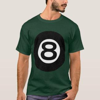 Camiseta de 8 bolas