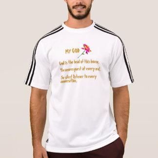 Camiseta de Adidas ClimaLite® de los hombres