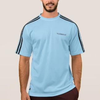 Camiseta de Adidas ClimaLite de los hombres de