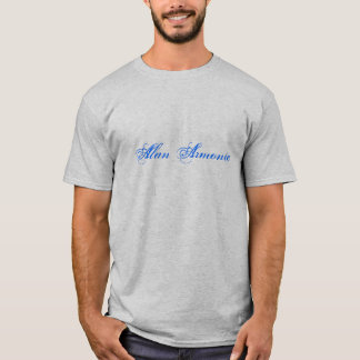 Camiseta de Alan Armonie
